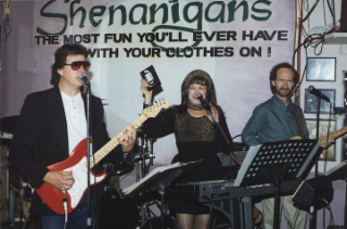 Shenanigan's Cocktails