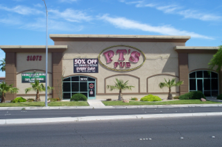 PT's Pub - 3470 East Sunset