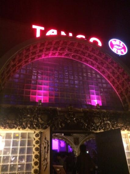 Tango Del Rey