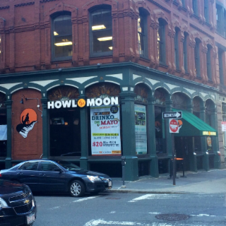 Howl at the Moon Boston