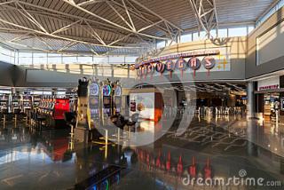 Michael Gaughan Airport Slots