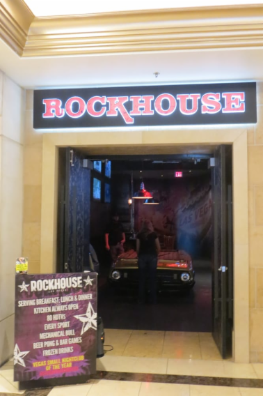 The Rockhouse Bar & Nightclub
