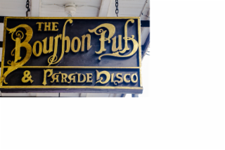 Bourbon Pub and Parade