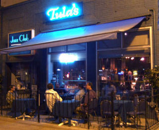 Tula's Restaurant and Jazz Club